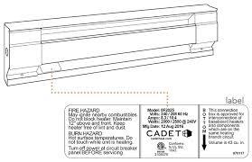 wall heater replacement cbat info wall heater replacement install help cadet heat wall heater wiring diagram cadet wall heater wiring diagram