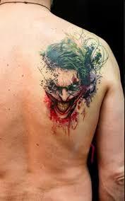 Tatuajes Que Los Amantes De Los Cómics Querrán Abstracs Tetování