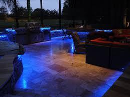 outdoor led lighting kitchen