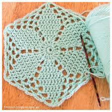 Hexagon Crochet Pattern Custom FitzBirch Crafts Favourite Free Crochet Hexagon Patterns