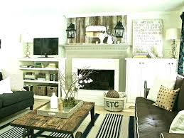 beautiful living room decor living rooms living room decorating ideas with brick fireplace glass door and