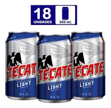 Tecate Vs Tecate Light 18 Pack Tecate Light Bigit Karikaturize Com