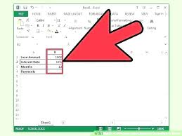 Mortgage Amortization Schedule For Excel Calculator Template Lytte Co