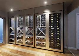 Glass Wine Room Design 25 Luxury Modern Wine Cellar Ideas To Make Your Happy