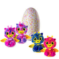 Amazon.com: Hatchimals Surprise - Giraven Hatching Egg with Twin Interactive Creatures by Spin Master: Toys \u0026 Games