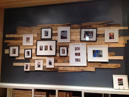 Small Picture Reclaimed Wood Wall Decor Awesome Design With Distressed Wall