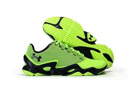 under armour outlet shoes. under armour phenom proto trainer - men\u0027s green black outlet shoes b