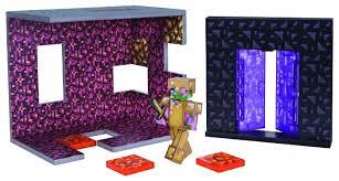 <b>Игровой набор</b> Jazwares <b>Minecraft</b> Нижний Мир 16651 — купить ...