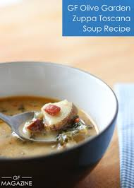 gluten free olive garden zuppa toscana soup gratefulgirl copy me that