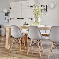 image is loading set of 4 dining chairs designer inspired dsw