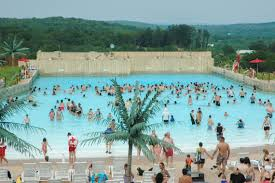Wave Pool in PA | Kahuna Lagoon Wave Pool | Camelbeach