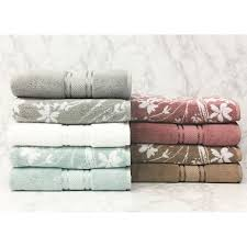 bath towel. Luxury Collection Bath Towel (Assorted Patterns)