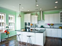 Paint For Kitchen Walls Green And Yellow Painted Kitchen Walls Decor Us House And Home