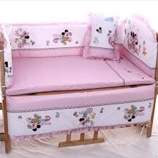 magnificent minnie mouse baby room set j0226176 photo 4 of real baby bedding set mickey mouse