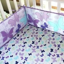 purple quilts details about baby girl crib bedding set quilt nursery