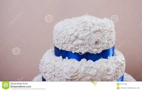 Classic Wedding Cake Stock Image Image Of Outdoors Love 64737393