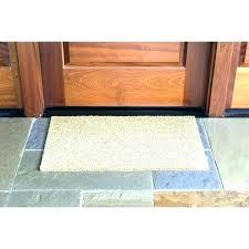 entry door rugs indoor outdoor mats design monogram doormat mat front rug decorating styles example