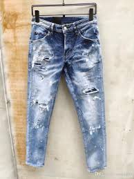 Designer Pants 2019 L924 Fashion Mens Designer Pants New Style Casual Mens Designer Ripped Jeans Mid Waistline Pants Mens Jeans Us Size 28 38 From Szghhcool 43 15