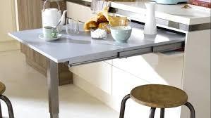 Table De Cuisine Table De Cuisine Extensible En Bois