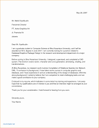 Unsolicited Cover Letter Sample 019 Sample Of Application Letter For Business Administration