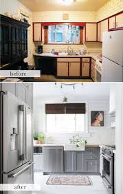 Kitchen Make Over Before And After A Small Pittsburgh Kitchen Gets A Complete