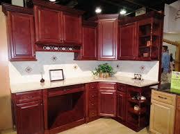 kitchen backsplash light cherry cabinets. Perfect Kitchen Backsplash Light Cherry Cabinets With D Decorating Within Black Counter Z