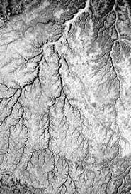 Drainage Patterns Dendritic Drainage Pattern Geology Britannica Com
