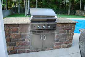 Granite For Outdoor Kitchen Outdoor Kitchens Cleveland Outdoor Grills Columbus Outdoor