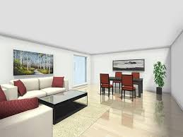 Small Room Ideas   Open Living And Dining Room Furniture Layout