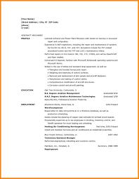 Pharmacy Technician Resume Sample Templates Aviation Maintenance