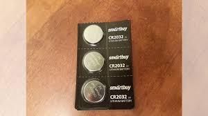 <b>Батарейка CR2032</b> 3V <b>SmartBuy</b> Челябинск купить в ...