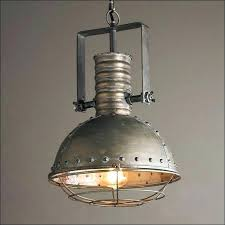 galvanized lighting fixtures. Galvanized Pendant Light Medium Size Of Lights Led Kitchen Ceiling Fixtures Industrial Chic Lighting