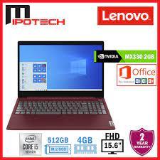 Lenovo IdeaPad 3 15IIL - 81WE01HDMJ Notebook(I5-1035G1, 4GB, 512GB SSD,  15.6