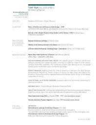 Sample Zoning Supervisor Resume Project Manager Resume Templates Free Emelcotest Com