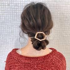 レングス別まとめ髪特集短時間アレンジで毎日をもっと楽しもう