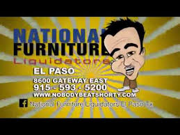 $20 seals the deal at National Furniture Liquidators