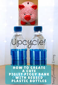 Diy Alkansya Design How To Create A Cute Piglet Piggy Bank With Reused Plastic