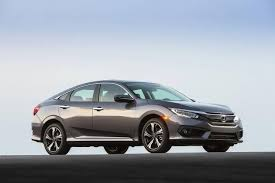Honda Civic Touring Review Ratings Edmunds