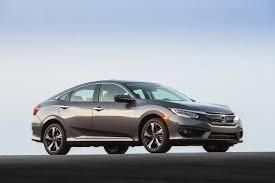 Honda Civic Touring Review Ratings Edmunds