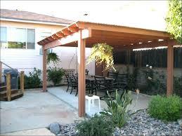 idea free standing patio cover designs for patio design lattice
