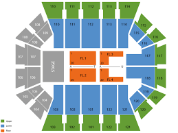 Valid Bank United Center Seating Map United Center Concert