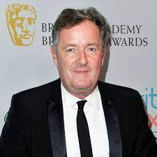 Piers Morgan Walks Out of Mehan Markle ...