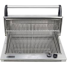 fire magic legacy deluxe classic countertop natural gas grill 31 s1s1n a