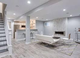 Paint colors for a brighter basement