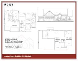 How To Design Basement Floor Plan Extraordinary Rambler Floor Plans Psion Homes