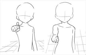 腕を描く 萌えイラストを描きたいぷらす