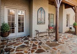 patio flooring choices. outdoor flooring options with natural multi color stones patio choices l
