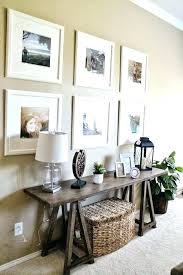 living room empty wall large decorating ideas for about walls homely blank creative