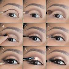 easy step by step tutorial to get the perfect natural glam look perfect for going straight from day to night