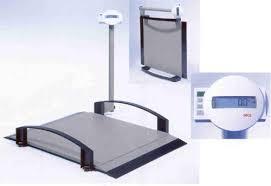 wheel chair scale. Seca 664 Wheel Chair Scale